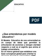 Conceptos modelo educativo
