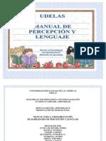 Manual de des Perceptuales y Lenguaje