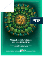 Manual Detallado de Reforestacion
