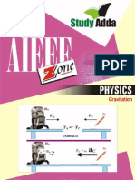 Aieee Detailed Notes With Illustrative Examples Physics Gravitation-1 Decrypted