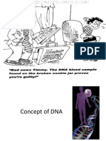 Concept of DNA