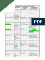 RBC Pathologies