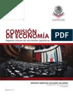 2o Informe de la Comisión de Economía