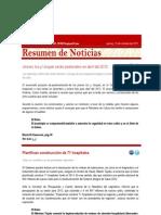 CAP Regional Lima - Resumen de Noticias 13 10 2011
