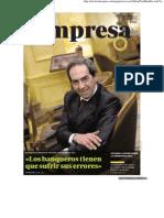 D110928 Entrevista a González-Páramo Binder