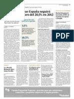 D110512 Merkel Avanza Su Apoyo a Draghi Para El BCE