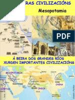 II Antigas civilizacións Mesopotamia e Exipto