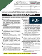 Utah Tax Resale Form
