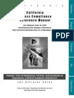 California access compliance