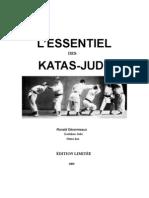 L'Essentiel Des Katas Judo