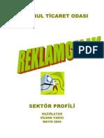 Reklamcılık Sektör Profili 2004