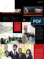 RGSOIPL - IIT Law School - Placement Brochure - Batch 2012