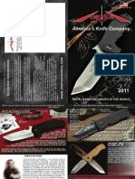 Emerson Knives Catalog 2011