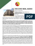 VECCHIO BANCO DI SICILIA, ADDIO