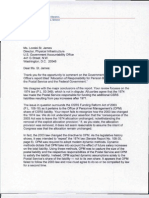 USPS OIG Response to GAO Report