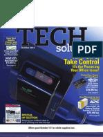 October 2011 Tech Specials
