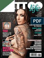 Tattoo Life Magazine - August 2011-DPDF