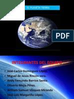El Planeta Tierra Expocision