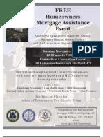 Connecticut Foreclosure Event