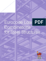 Eurocode Load Combinations for Steel Structures 2010