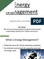 Energy Management - Ivin & Team