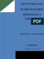 Datos prácticos de Instalaciones Hidráulicas y Sanitarias
