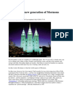 The Rise of a New Generation of Mormons