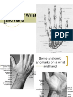 Injuries of Wrist and Hand