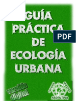 Guia Practica de Ecologia Urbana