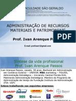 Administrao de Recursos Materiais e Patrimoniais Slidesaulas 1203260165715169 3
