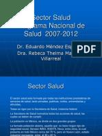 CLASE Sector Salud