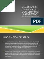 La Modelación Dinámica y la Consultoría en las