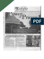 Northeast Times- St. Luke's  article- full print