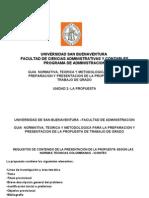 MetInv-Unidad 2- Propuesta- Presentación