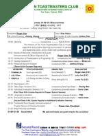 TTC-Dec-07-2007-Agenda