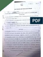 Tribunale di Palmi, Processo per l'omicidio di Giuseppe Valarioti. Ordinanza di rinvio a giudizio
