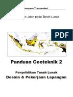 Panduan Geoteknik 2