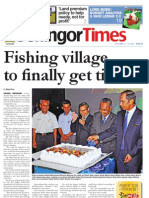Selangor Times Oct 14-16, 2011 / Issue 44