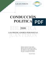 CONDUCCION POLITICA