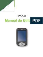 Manual Mio P550