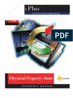Physical Prop Data