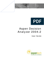 AspenDecisionAnalyzerUserGuide