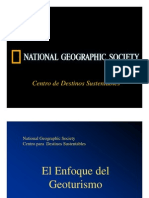 Presentación Geoturismo