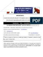 The Bitless Bridle Manual de Uso Traduccion