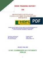 Hdfc Recruitment