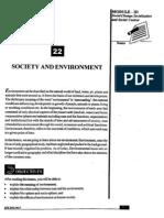 L-22 Society and Environment