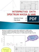Interpretasi Data HNMR