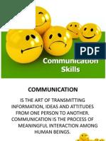 Communication Skills PPT Finale