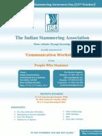 TISA delhi workshop