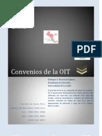 Convenios de La OIT Ratificados Por Costa Rica